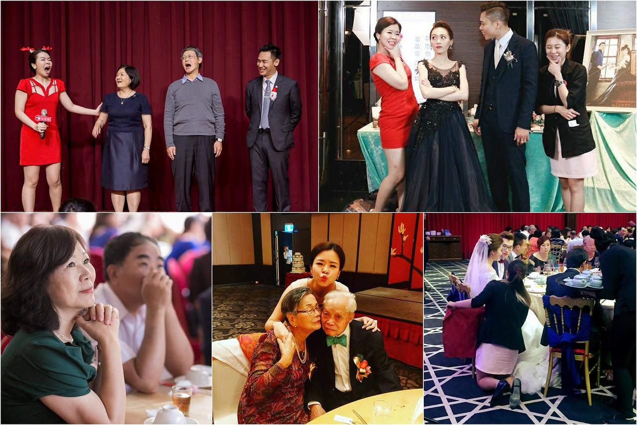 《報囍囉創意婚禮》玩美婚禮的指揮家 / 婚禮主持人專訪