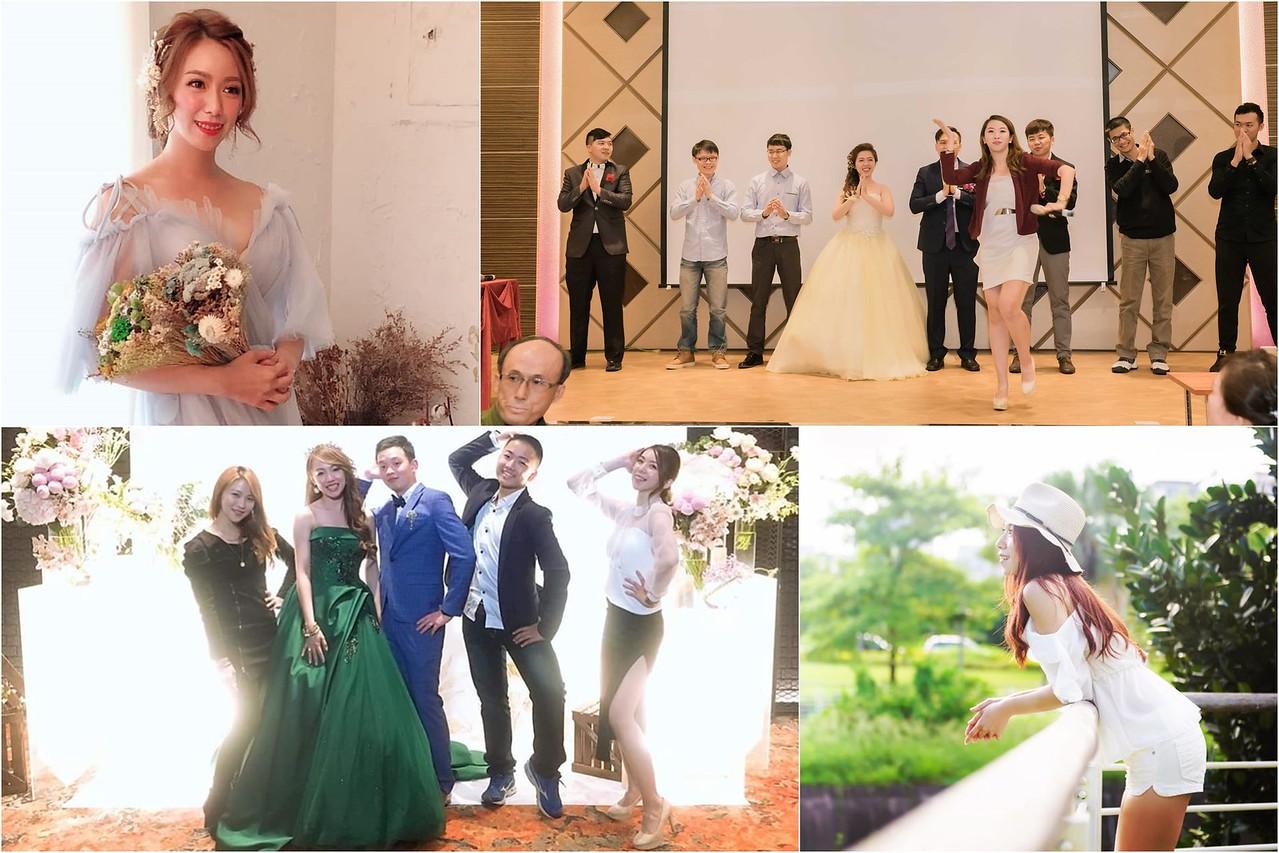 《婚禮主持人敲敲/Knock Wedding》貼心慧黠的婚禮精靈 / 婚禮主持人專訪