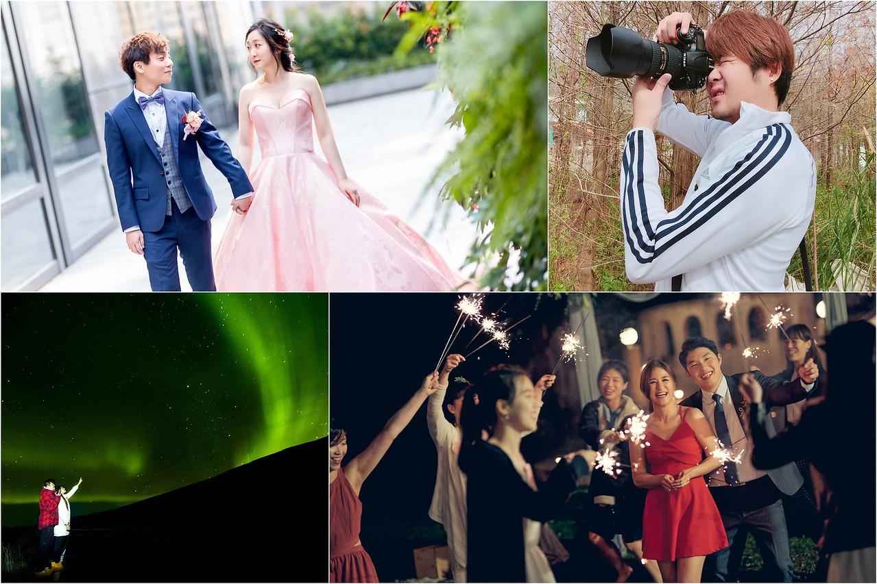 《婚攝歐巴》感性因子在血液中奔竄的歐巴婚攝 / 攝影師專訪