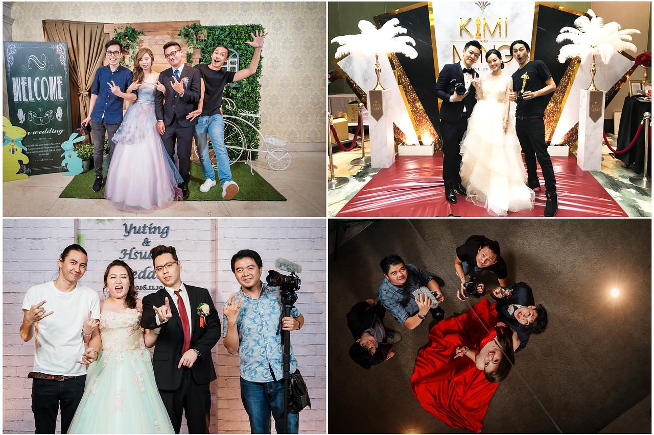 《婚攝洋介》婚禮現場的不羈婚攝魂 / 攝影師專訪