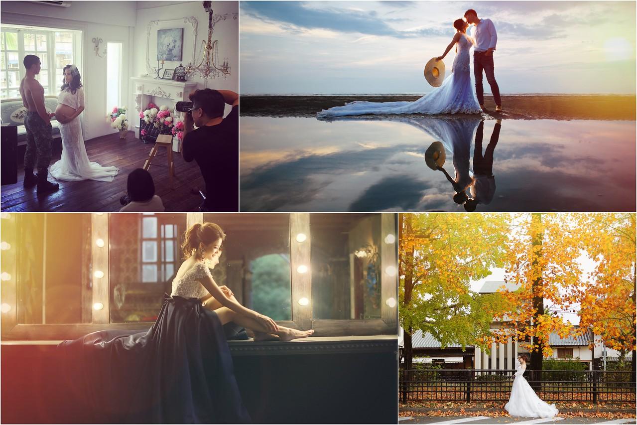 《婚攝米羅》傳遞幸福溫度的溫柔紀錄者 / 攝影師專訪