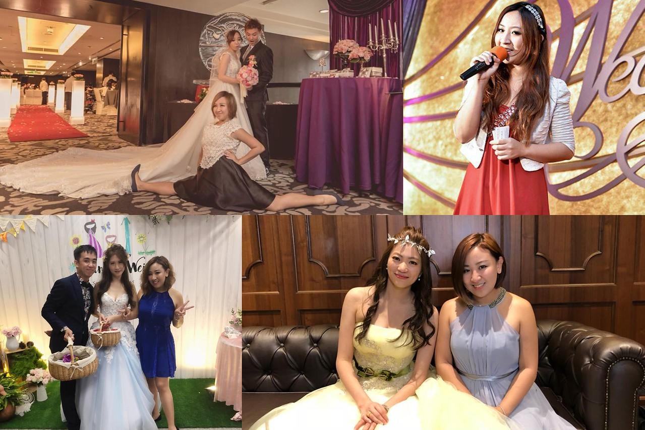《婚禮主持 艾爾莎 》蘊藏在活力四射中的纖細情感小女人 / 婚禮主持人專訪