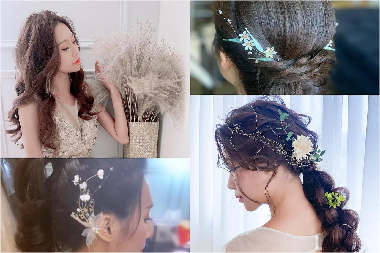《彩妝設計師 薰柔》以愛為妝,細膩梳化幸福的美麗模樣/彩妝設計師專訪