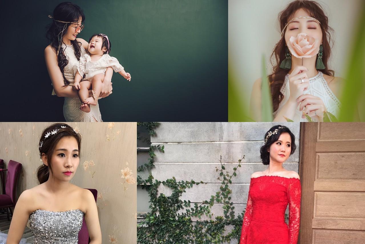 《 Newlook造型美學-Miffy》自然輕舞的幸福彩妝魔法師 / 婚禮彩妝造型師專訪