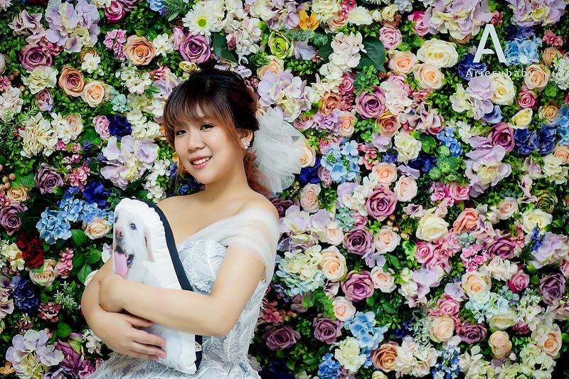 Ariesybaby造型團隊,ARIESY愛瑞思品牌訂製手工婚紗,編髮造型,個人婚紗寫真,日系編髮造型