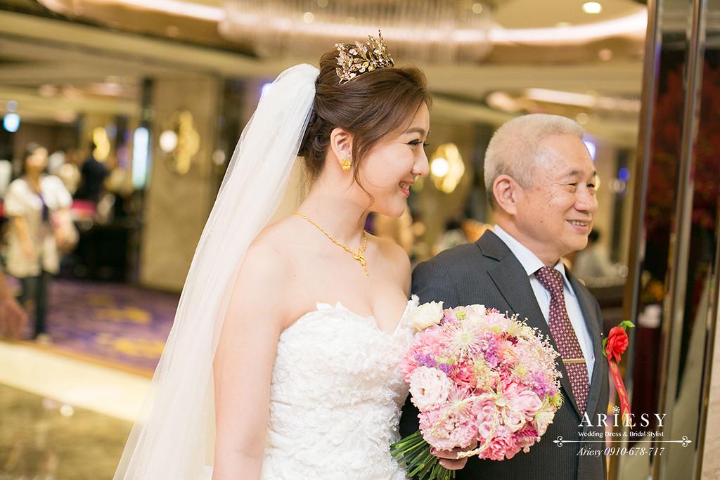 台北新秘,新娘秘書,新娘造型,新娘髮型,鮮花新秘,鮮花編髮