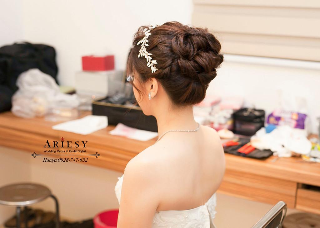 台中新秘,韓風白紗造型,新娘造型,新娘秘書,新娘造型