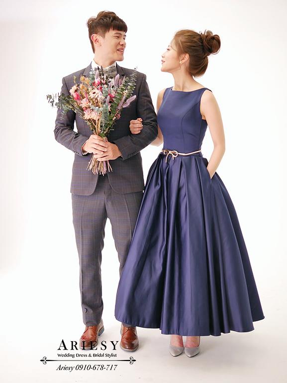 新娘包包頭,婚紗造型,婚紗包套,棚拍婚紗,韓式包頭,ARIESY,愛瑞思