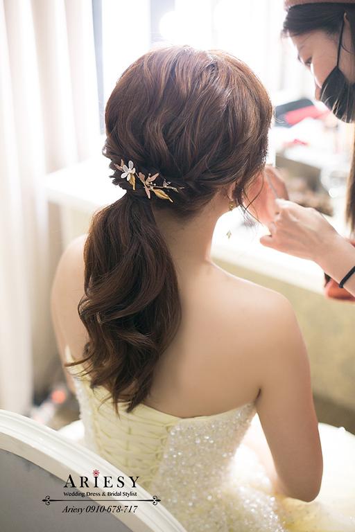 美式新娘秘書,游泳池婚禮,青青時尚,台北新秘,戶外婚禮造型,婚禮跳舞