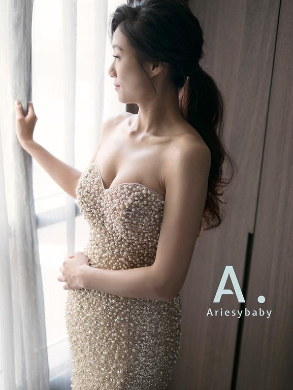 時尚造名媛造型,Ariesybaby團隊,新娘造型,編髮造型,台北新娘祕書