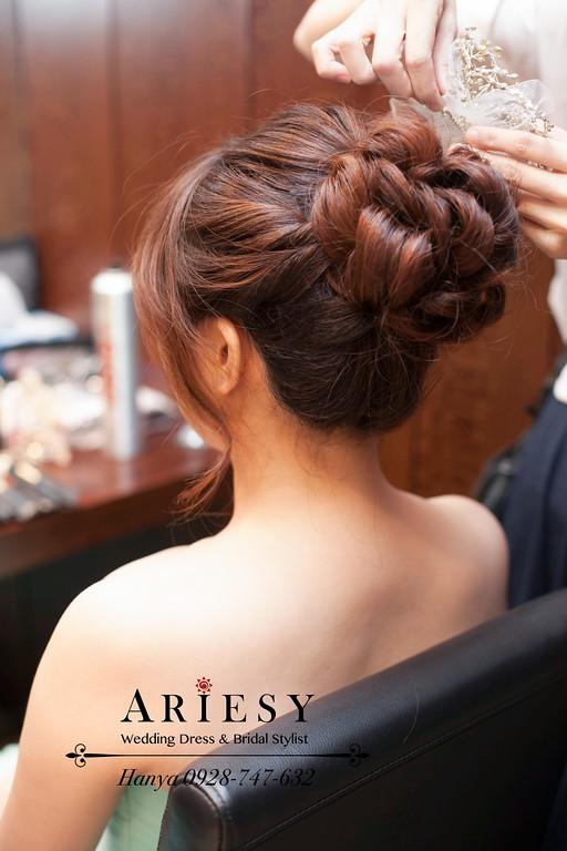 新娘祕書,推薦新娘造型,推薦新祕,新娘髮型,白紗造型