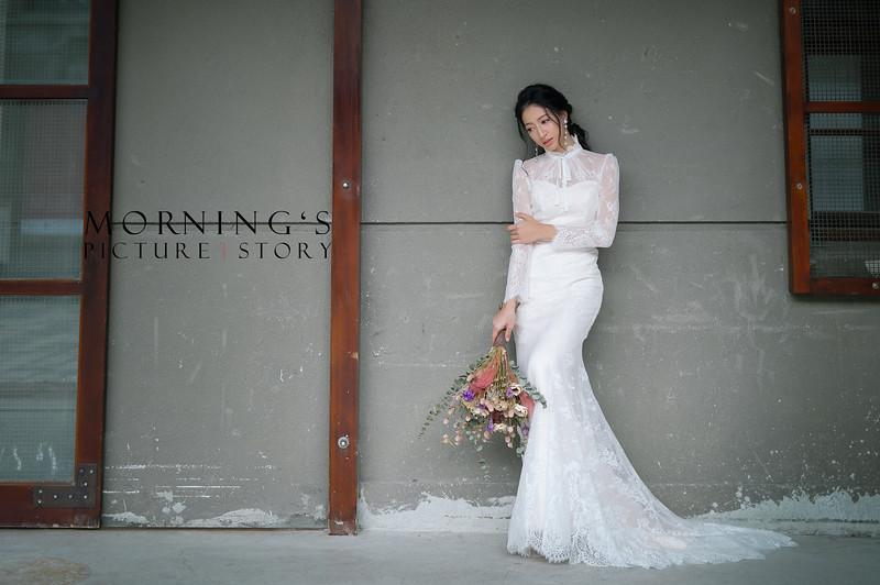 復古白紗造型,松菸婚紗,復古禮服,新娘秘書,Ariesybaby