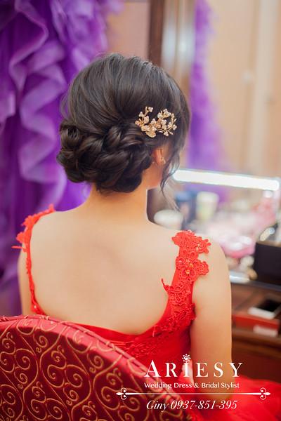 台北新秘,空氣感編髮,黑髮造型,新娘秘書,新娘造型