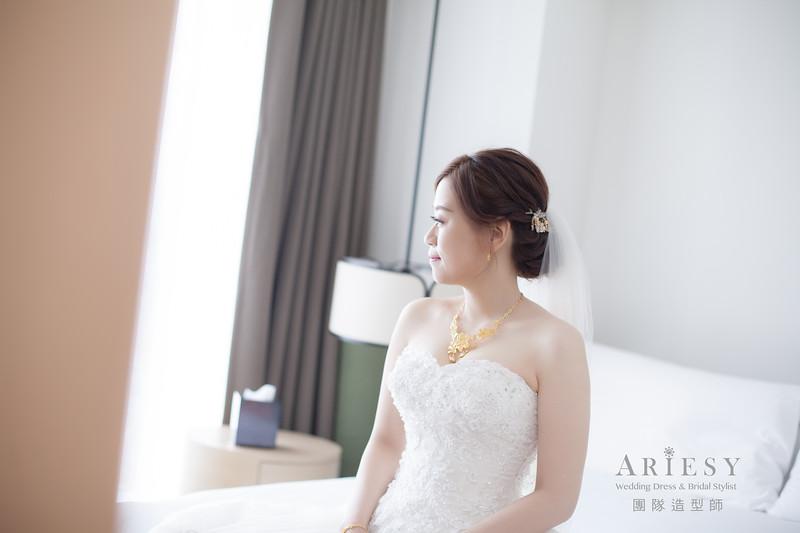 迎娶髮型,新秘,新秘編髮,白紗造型,新娘造型