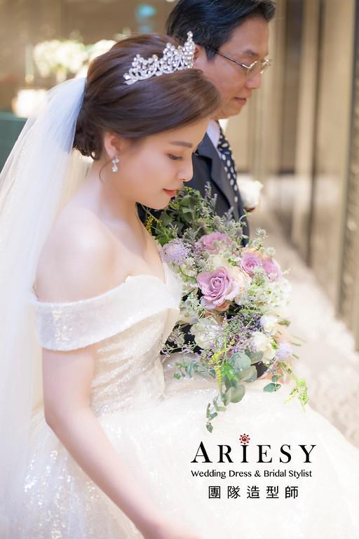 台北新祕,新娘秘書,新娘造型,編髮新祕,白紗造型,自然清透妝感,新娘髮型,編髮造型,白紗髮型