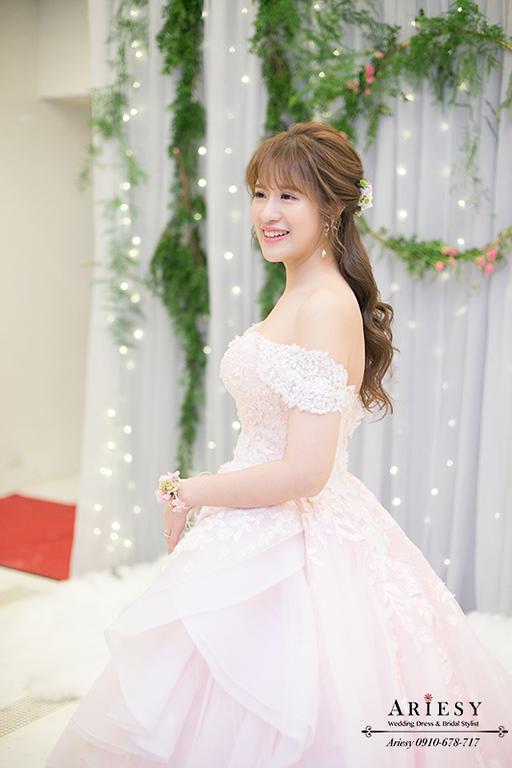 愛瑞思,新娘秘書,台北新秘,ariesy新秘,鮮花新秘,維多麗亞婚禮佈置