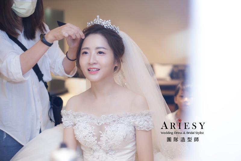 台北新祕,新娘秘書,新娘造型,編髮新祕,白紗造型,自然清透底妝,新娘髮型,編髮造型,宴客造型