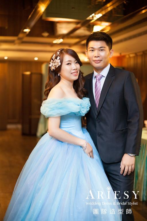 空氣感造型,台北新娘秘書,敬酒造型,新秘造型,自然妝感