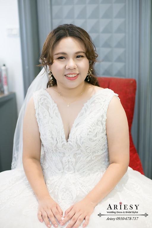 白紗造型,羽毛頭紗造型,新莊晶宴婚禮,新娘造型,新秘,新娘秘書
