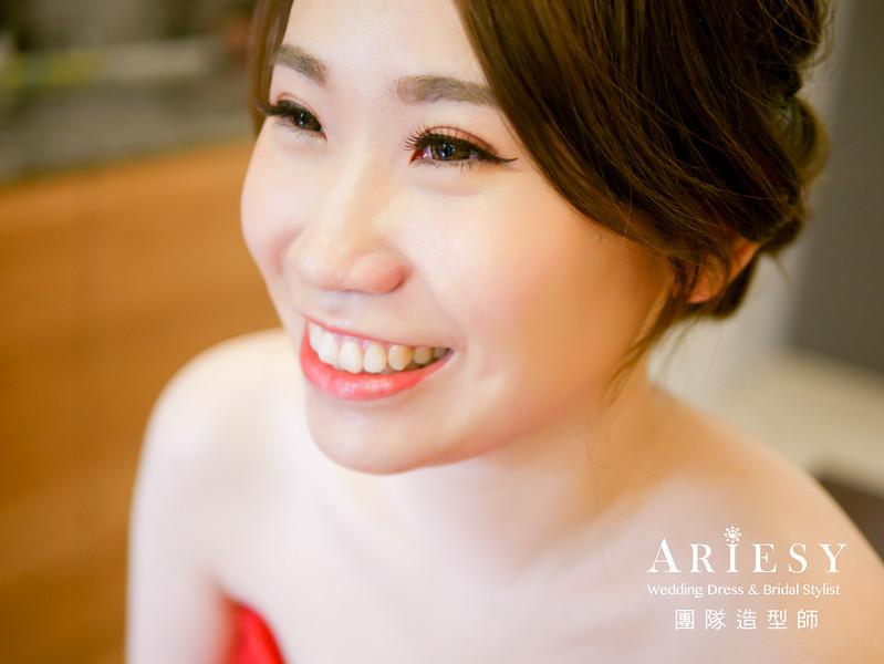 新娘妝感,新娘秘書,自然清透妝,乾淨底妝,新秘推薦