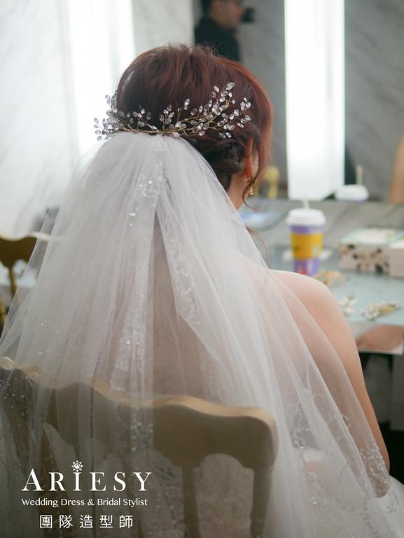 迎娶髮型,新娘秘書推薦,新娘妝感,新娘髮型,台北新秘
