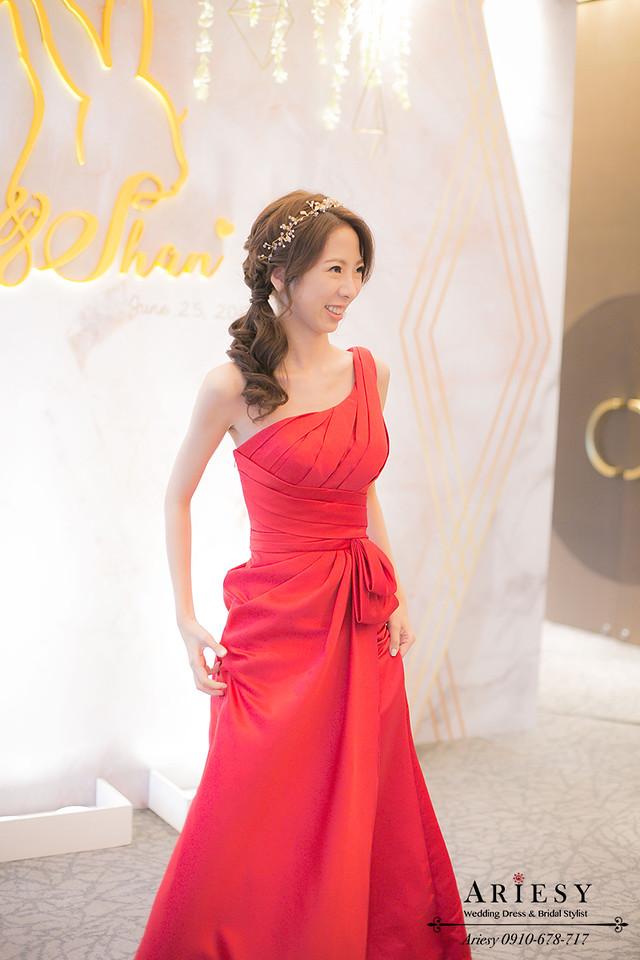 送客造型、鮮花編髮、韓風髮型、新娘髮型、編髮新秘
