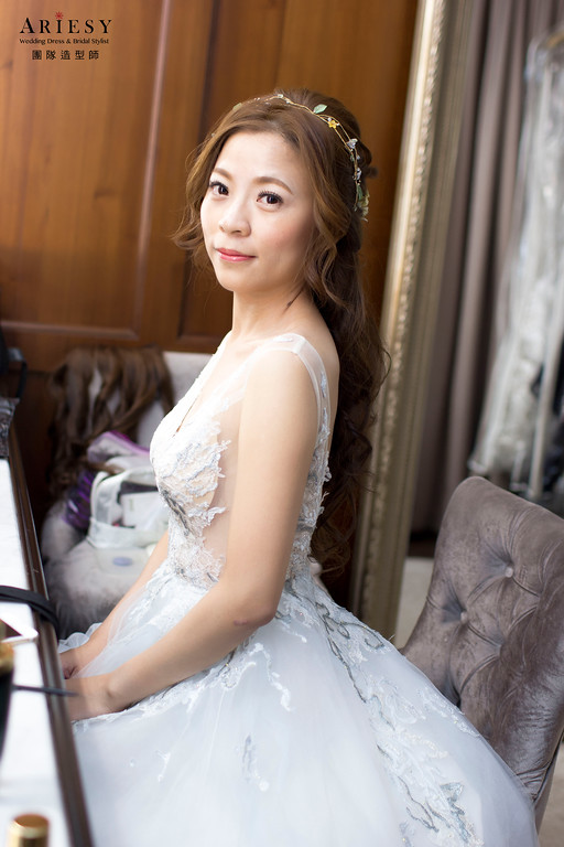 翡麗詩新娘房新娘秘書,翡麗詩戶外婚禮,台北新娘秘書,鮮花造型,翡麗詩教堂婚禮