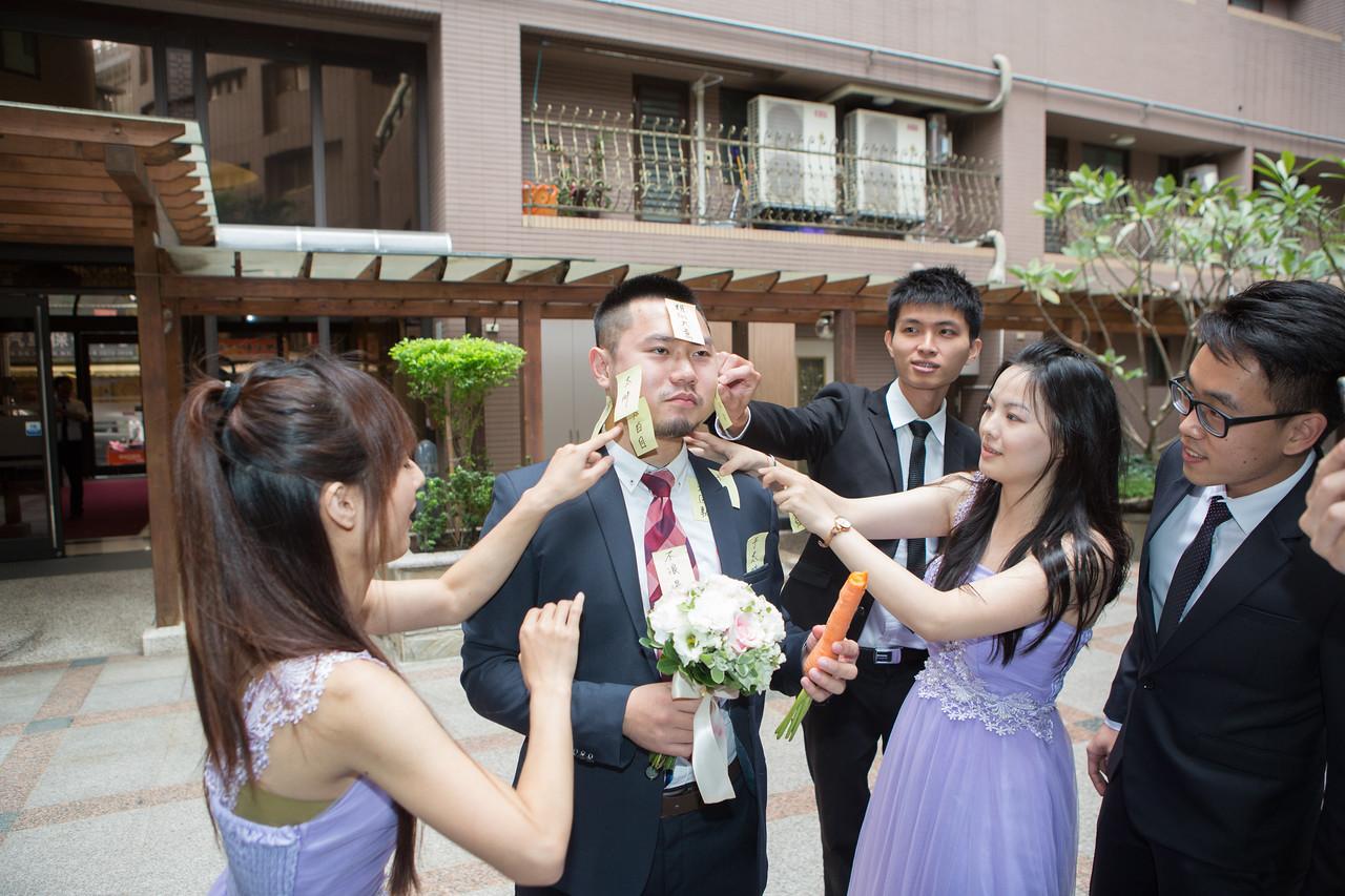 《台北婚攝》 我唯一的幸福燦爛啊 / 晶宴會館