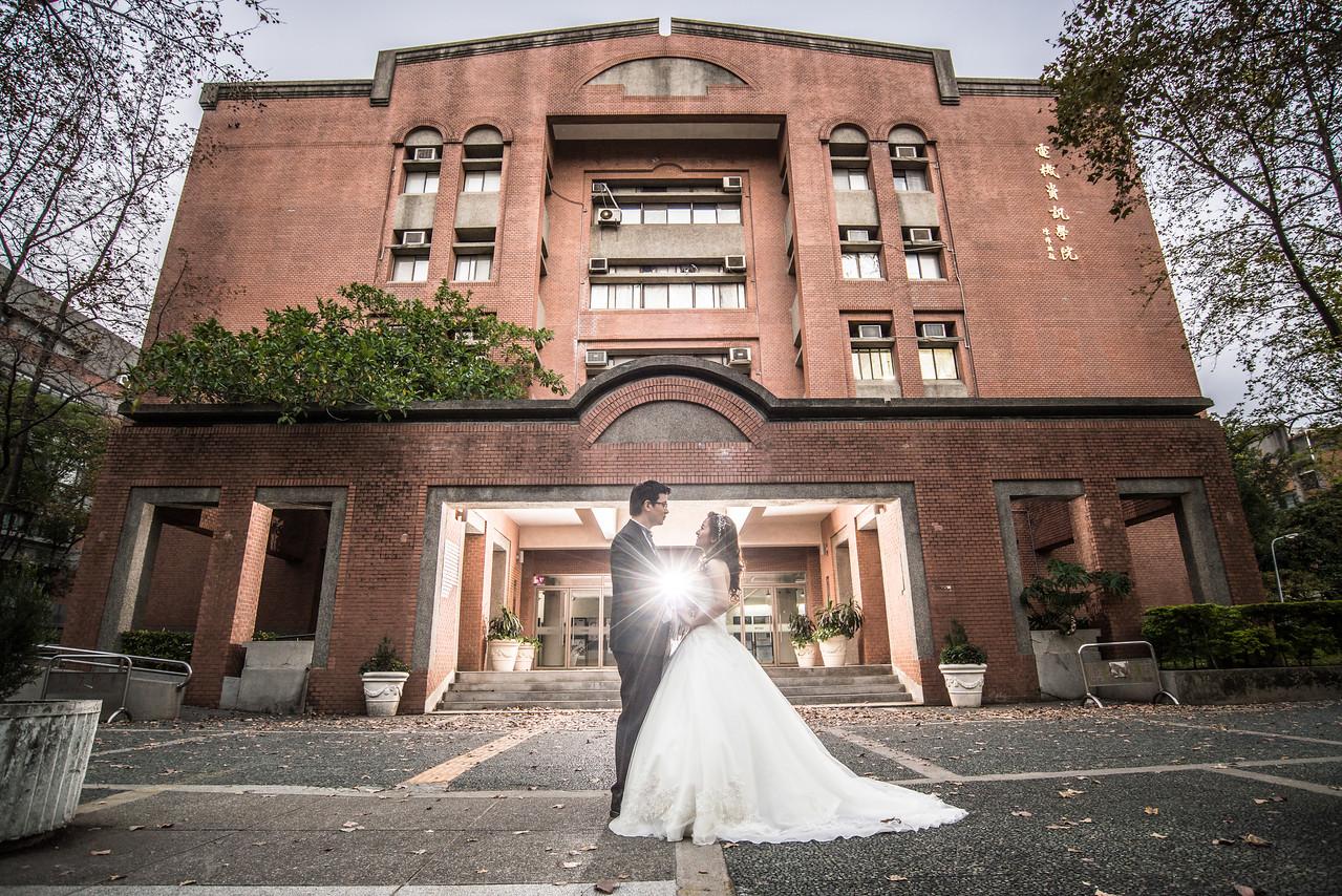 《台北婚攝》 你+我就是幸福啊 / 台北晶華酒店