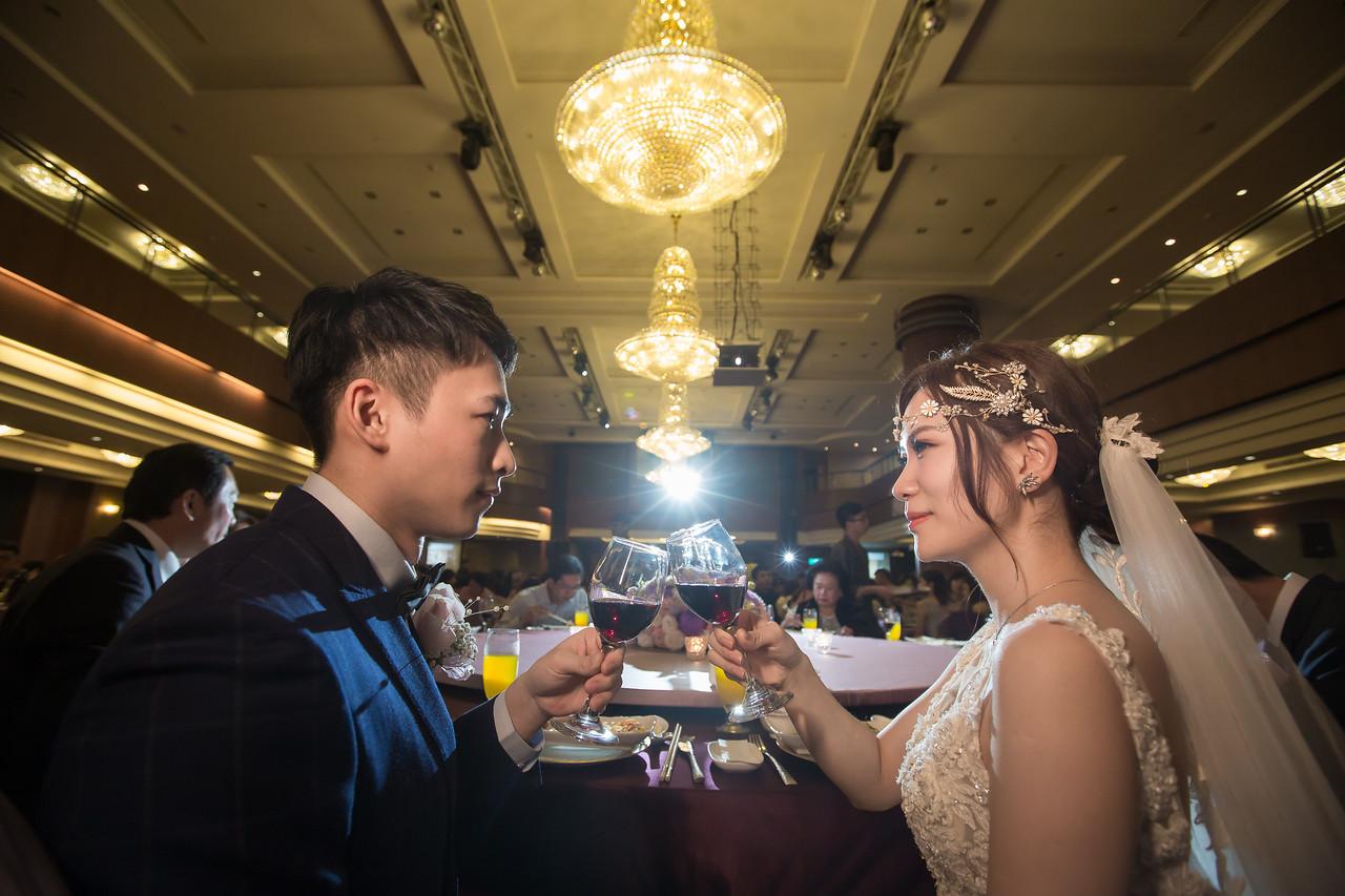 《台南婚攝》 愛在幸福最美時 / 台南桂田酒店