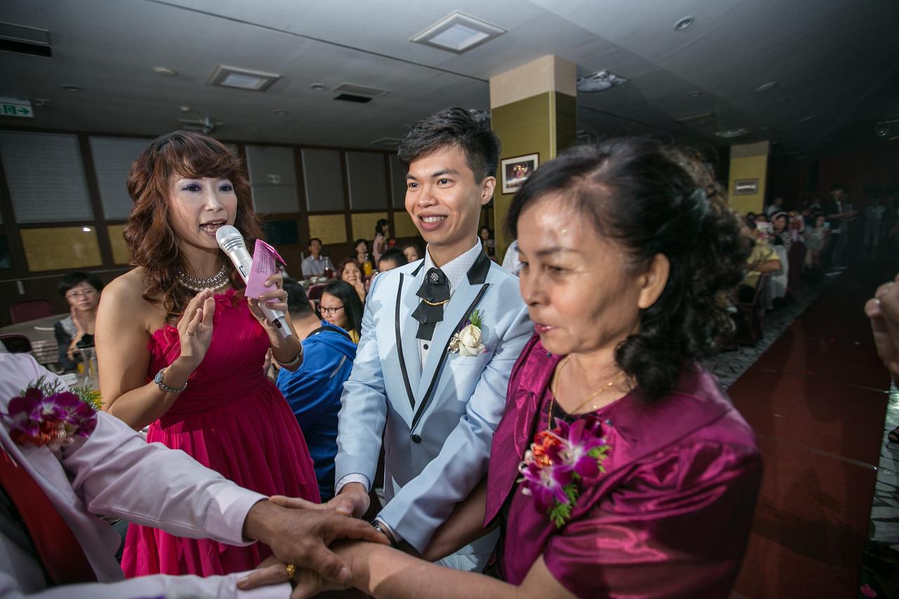 《台南婚攝》 古樸風的歡樂婚禮
