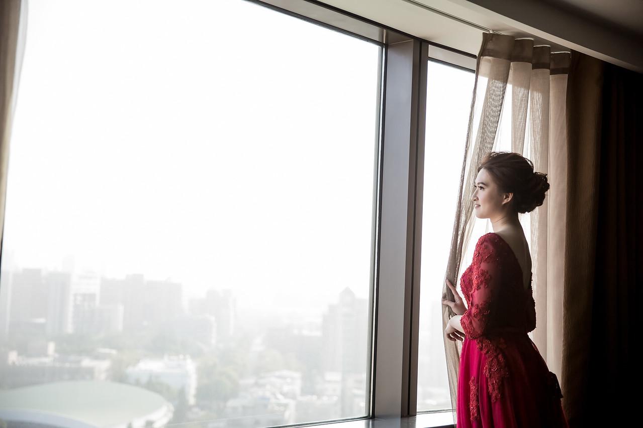 《台南婚攝》 敘述幸福的故事 / 香格里拉台南遠東國際大飯店