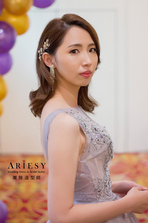 新娘秘書,新秘造型,自然清透妝感,基隆新秘,韓系造型