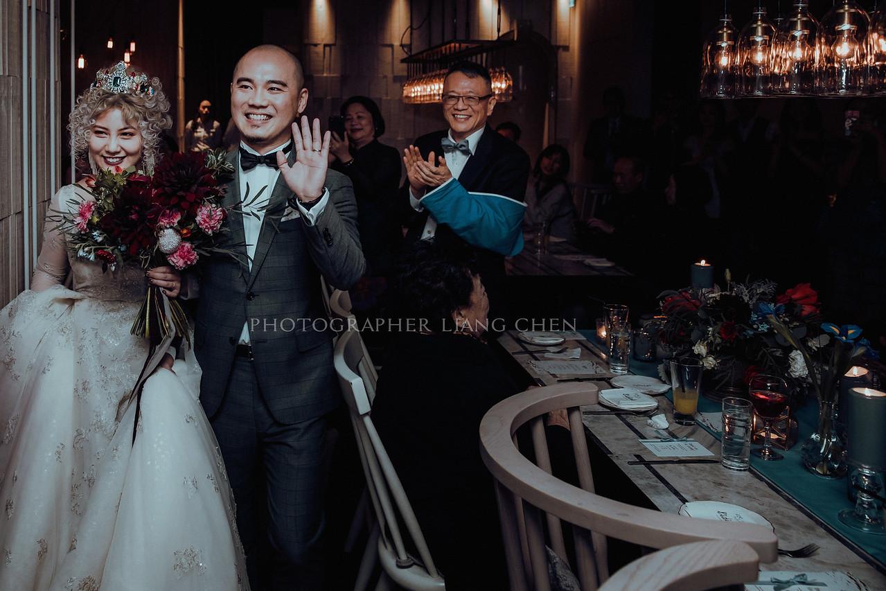 婚禮紀實,婚禮攝影,婚禮紀錄, 驢子餐廳,婚攝良大,婚攝