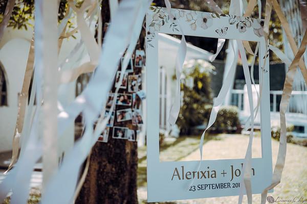 婚禮紀實影像-John & Alenxia