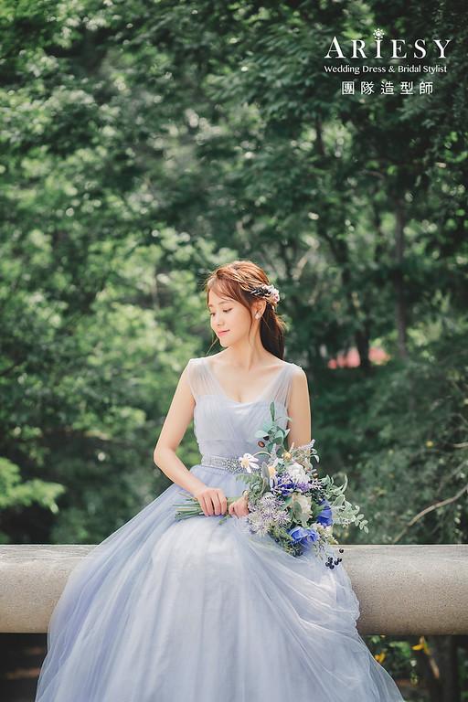 自然妝感,婚紗包套,自助婚紗,新娘造型 ,新秘