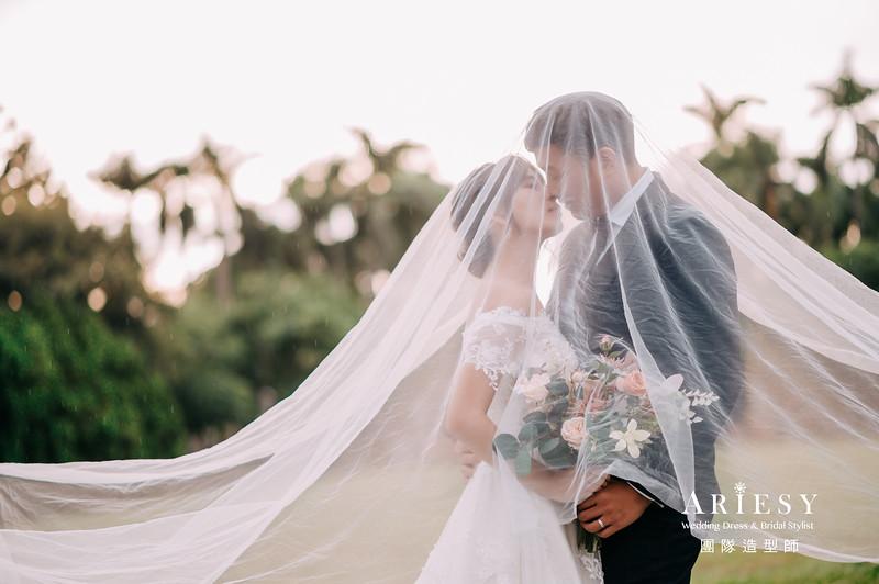 婚紗攝影,婚紗造型,台大婚紗,新娘造型,婚紗包套,婚攝大嘴,新祕Hanya,新娘秘書,愛瑞思品牌訂製手工婚紗,新娘髮型