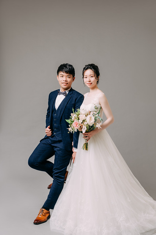 自助婚紗,新娘秘書,韓系造型,婚紗造型,台北婚紗