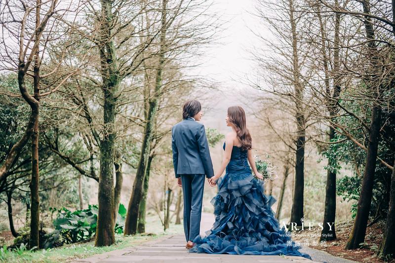 婚紗攝影,婚紗造型,攝影大嘴,新祕Hanya,新娘秘書,自助婚紗,新娘造型,放髮造型