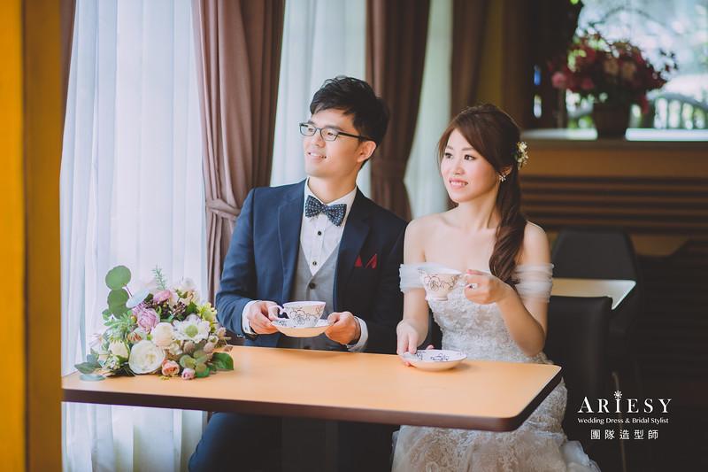 自助婚紗,婚紗攝影,蓬鬆編髮,花藝新娘造型,新娘髮型,新娘秘書,新祕,白紗造型