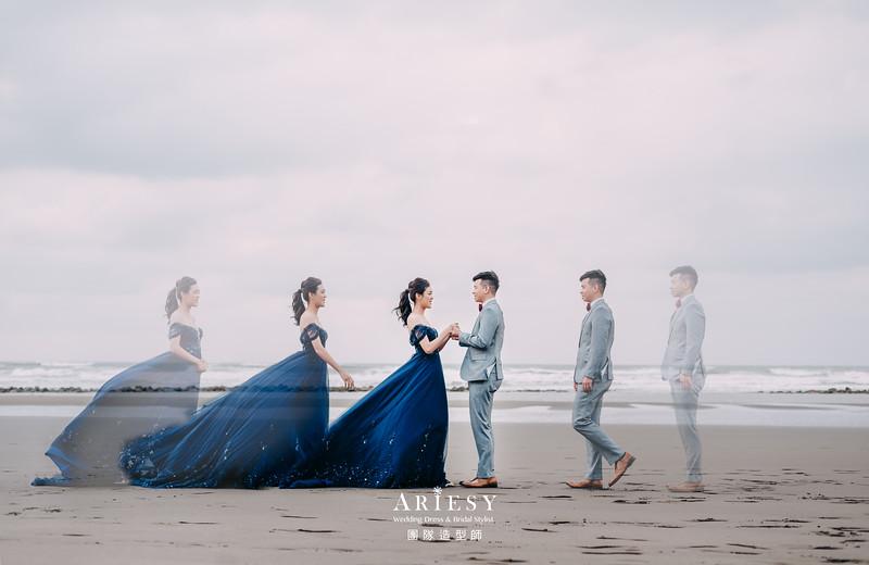 婚紗攝影,婚紗造型,攝影大嘴,新祕Hanya,新娘秘書,自助婚紗,新娘造型,馬尾造型,蓬鬆編髮