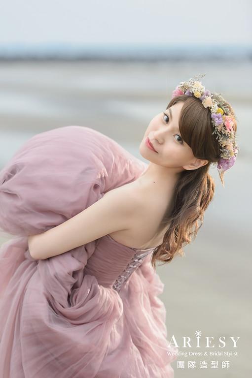 愛瑞思手工婚紗,婚攝小寶,新娘秘書,自助婚紗,鮮花造型