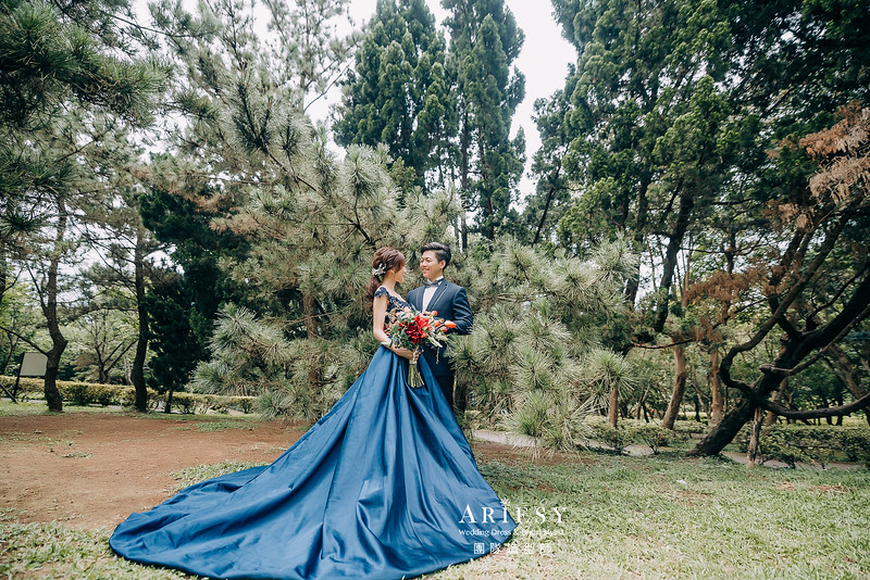 婚紗包套,新娘造型,新娘髮型,蓬鬆編髮,馬尾造型,自然清透感妝,攝影師大嘴,新娘秘書