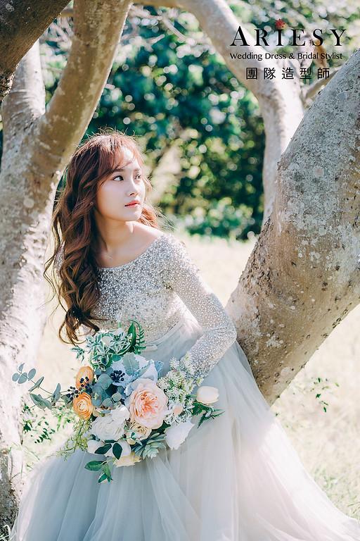 自助婚紗,美式風格,自然唯美,婚紗包套,Nica