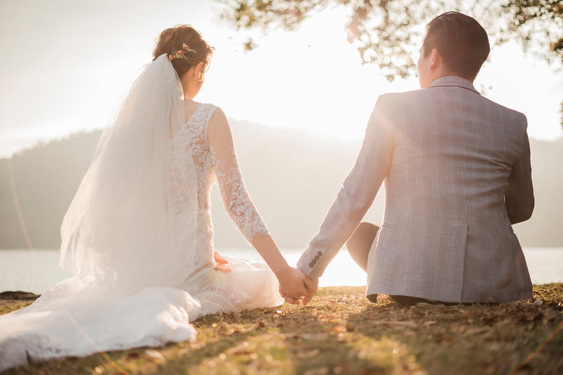 愛瑞思婚紗包套,婚紗造型,短髮造型,新娘秘書,新祕,愛瑞思品牌訂製手工婚紗