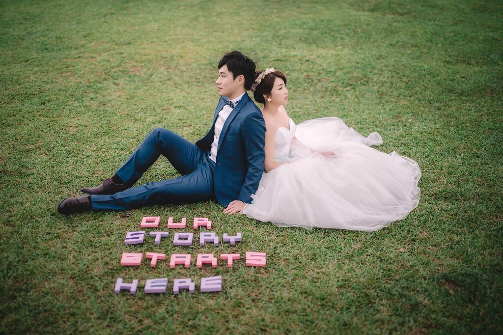 自助婚紗,新娘秘書,擎天崗婚紗外拍,白紗造型,青田七六婚紗外拍