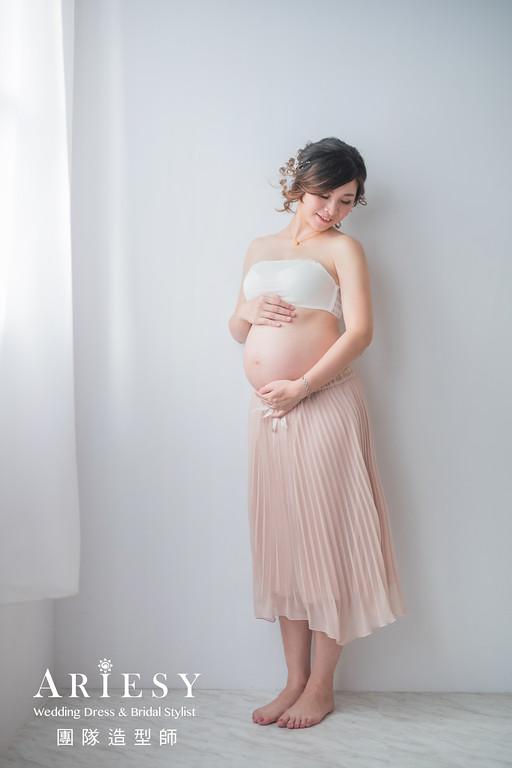 愛瑞思手工婚紗,婚攝大青蛙,新娘秘書,自助婚紗,孕婦寫真