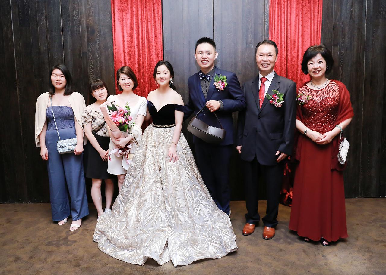 《台北婚攝》早儀式晚宴客/ 君品酒店教堂婚禮