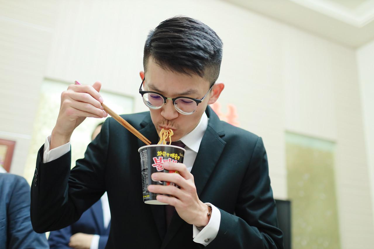 《彰化婚攝》最溫柔的守護 / 富山日本料理