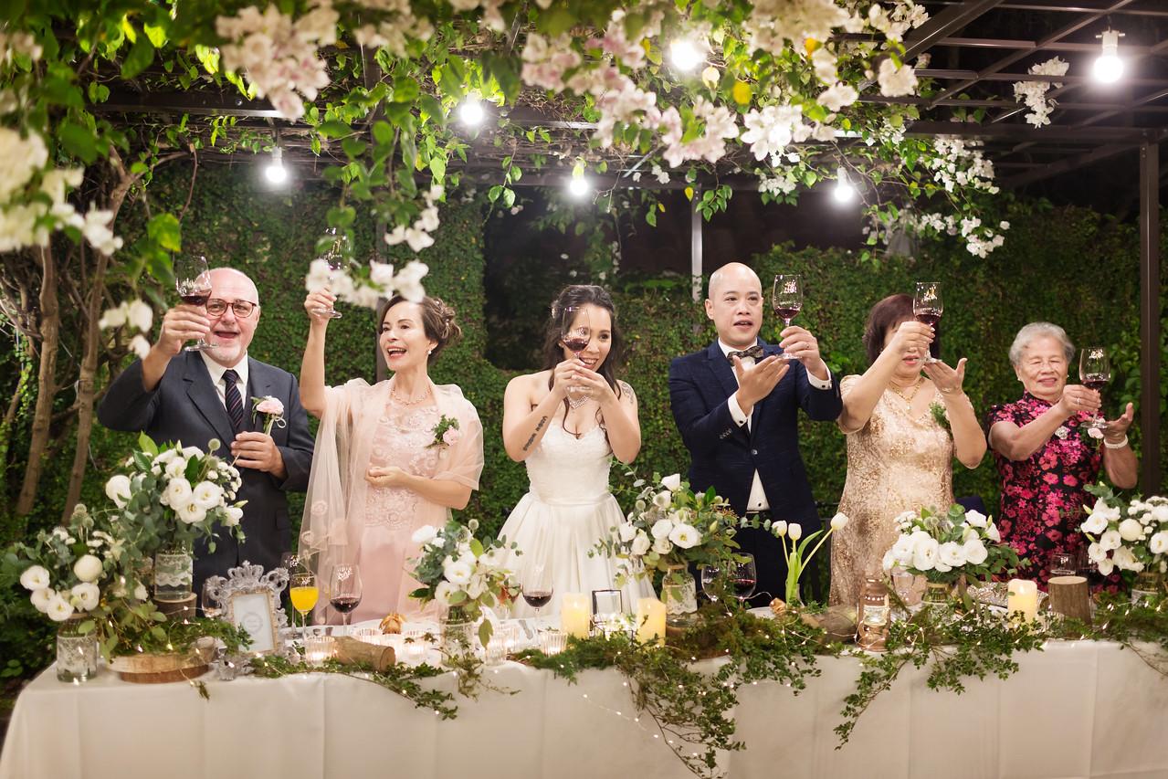 戶外婚禮(上) 從挑選場地開始規劃出一場屬於自己的世紀婚禮
